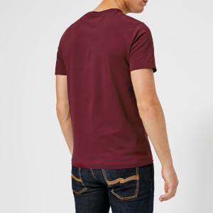 Polo Ralph Lauren Men's Custom Slim Fit T-Shirt - Classic Wine: Image 2