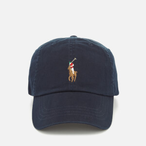 Polo Ralph Lauren Men's Classic Sport Cap - Relay Blue