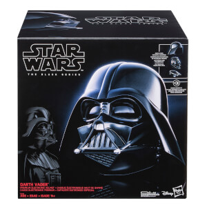 Star Wars: Darth Vader The Black Series Electronic Helmet