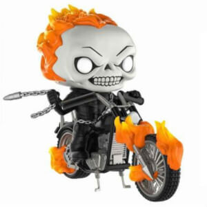 Marvel Classic Ghost Rider EXC Pop! Rides