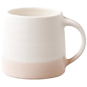 Kinto SCS Mug - 320ml - White X Pink Beige