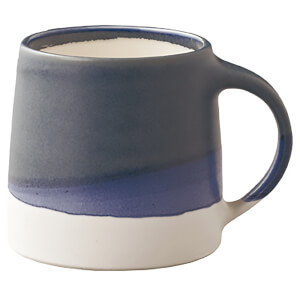 Kinto SCS Mug - 320ml - Navy X White