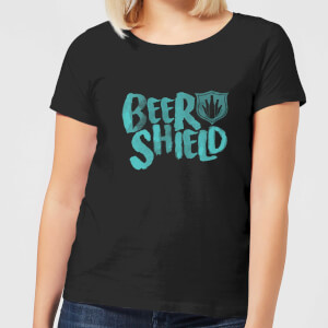 BeerShield Logo Women's T-Shirt - Black