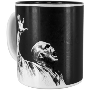 Taza termosensible Voldemort - Harry Potter