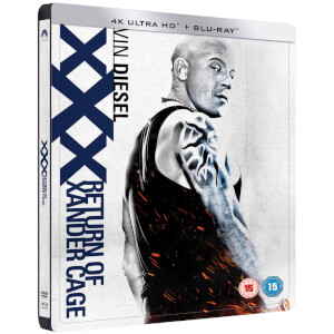 xXx: Return of Xander Cage - 4K Ultra HD - Zavvi UK Exclusive Limited Edition Steelbook