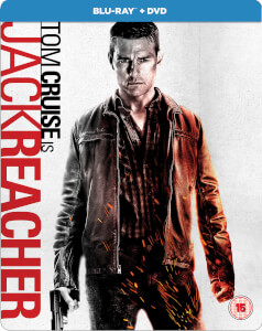 Jack Reacher - Steelbook Edición Limitada Exclusivo de Zavvi