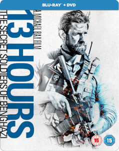 13 Hours: The Secret Soldiers of Benghazi - Zavvi Exclusive Limited Edition Steelbook