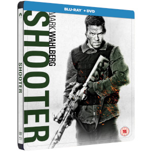 Shooter - Zavvi UK Exclusive Limited Edition Steelbook