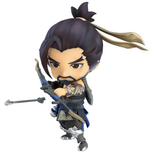 "Overwatch Hanzo ""Classic Skin Edition"" Nendoroid Actionfigur"
