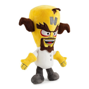 Peluche Neo Cortex Crash Bandicoot - Phunny Plush 20 cm