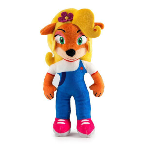 Peluche Coco Bandicoot Crash Bandicoot - Phunny Plush 20 cm