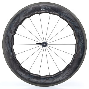 Zipp 858 NSW Carbon Clincher Rim Brake Front Wheel