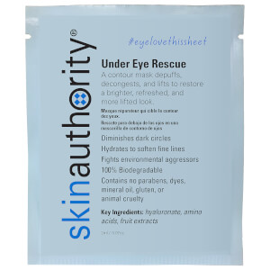Skin Authority Under Eye Rescue Mask