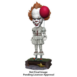 NECA IT Head Knocker - Pennywise (2017 Movie Edition)
