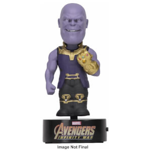 Figurine Solaire Thanos Avengers: Infinity War NECA Body Knocker