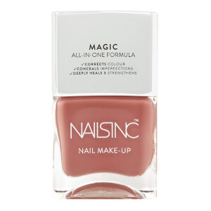 nails inc. Nail Makeup Beaumont Street Nail Polish 14ml
