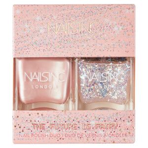 nails inc. Trend Duo Future Is Fairy Nail Polish Duo 2 x 14ml