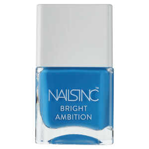 nails inc. Bright Ambition Nail Polish - Not Invited 14ml