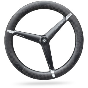 PRO Carbon Textreme Tubular 3 Spoke Front Wheel