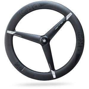 PRO Carbon Tubular 3 Spoke Front Wheel