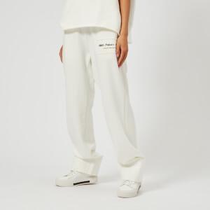 MM6 Women's Basic Sweatpants - Scribble Print
