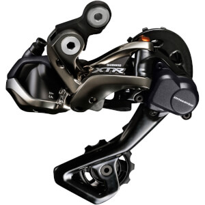 Shimano RD-M9050 XTR Di2 E - Tube Shadow+ Rear Deraulleur Direct Mount Compatible