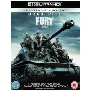 Fury - 4K Ultra HD (2 Discs)