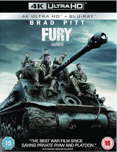 Fury - 4K Ultra HD (2 Discs)