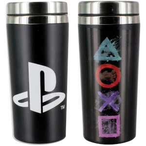 Playstation Reisebecher
