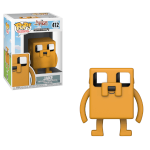 Adventure Time x Minecraft Jake Funko Pop! Figuur
