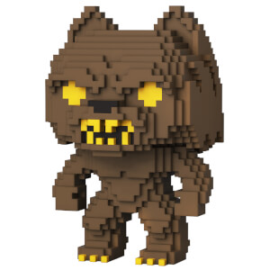 Figurine Pop! Guerrier Grec (Loup-Garou) - Altered Beasts 8 Bit