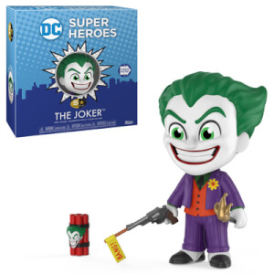 DC Classic 5 Star The Joker Vinyl Figure