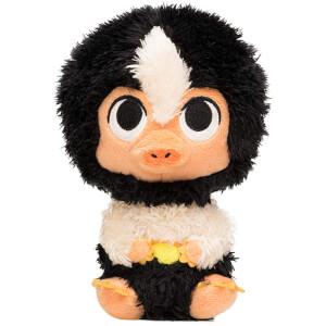 Fantastic Beasts Baby Niffler (Delfstoffer) zwart-wit SuperCute-knuffel