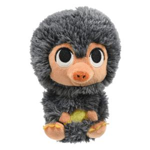 Fantastic Beasts Baby Niffler (Delfstoffer) grijs SuperCute-knuffel