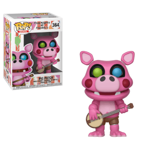 Five Nights at Freddy's Pizza Simulator Pigpatch Pop! Vinyl Figure