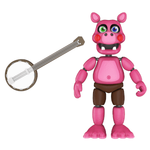 Five Nights at Freddy's Pizza Simulator - Pigpatch Action Figur