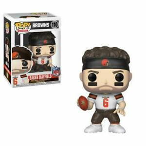 Figurine Pop! NFL Baker Mayfield