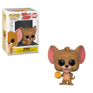 Hanna Barbera Tom & Jerry Jerry Pop! Vinyl Figur