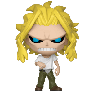 My Hero Academia - All Might Indebolito Figura Pop! Vinyl