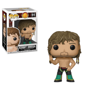 New Japan Pro-Wrestling Bullet Club Omega Funko Pop! Figuur