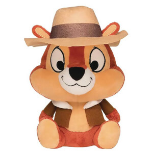 Disney Afternoon Cartoons Chip Plush