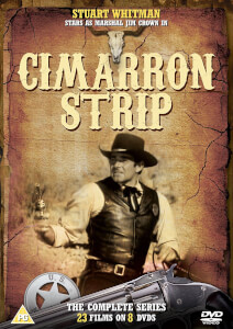 Cimarron Strip The Complete Series