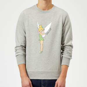 Disney Tinker Bell Classic Pullover - Grau