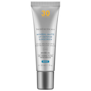 Protetor Solar Mineral Matte UV Defense com FPS 30 da SkinCeuticals 30 ml