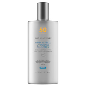 SkinCeuticals Sheer Mineral UV Defense SPF50 Sunscreen Protection 30ml