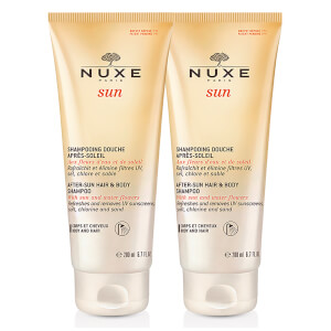 NUXE After Sun Shampoo Body and Hair Duo