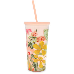 Ban.do Sip Sip Tumbler With Straw - Paradiso