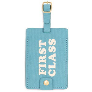 Ban.do Getaway Luggage Tag - First Class