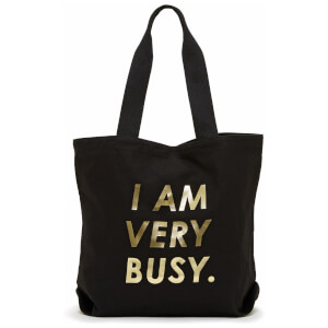 Ban.do Big Canvas Tote - I Am Very Busy