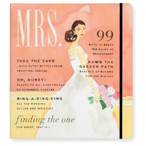 Kate Spade Bridal Planner - Mrs. Magazine